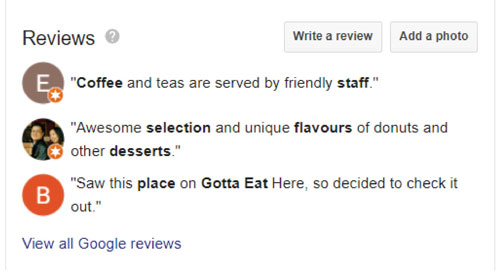 von doughnuts reviews